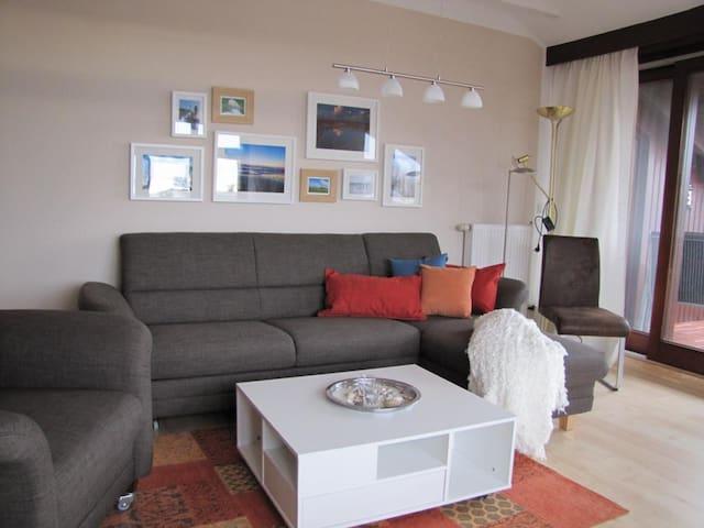 Rosenhof 12 - Büsumer Deichhausen - Apartamento