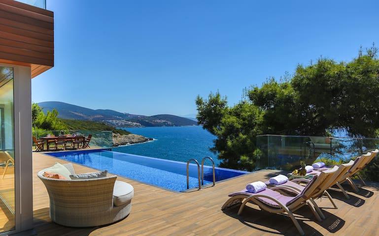 Deluxe Villa with Private Pool - All Inclusive - Kuşadası - Villa