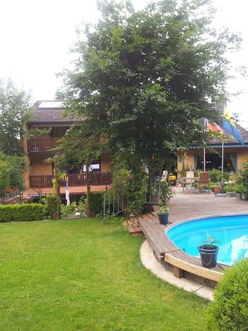 Gemütliche Wohnung am Stadtwald  UE - Uelzen - Квартира