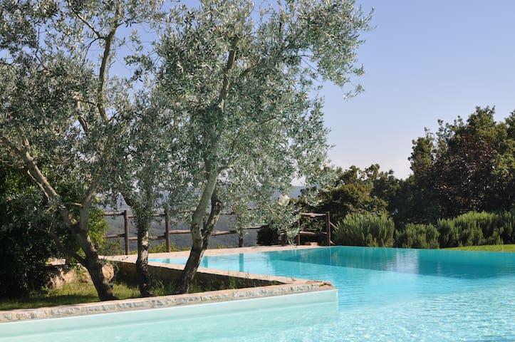 Agriturismo Borgo Casaglia - Casa Nostra - San Venanzo - Daire