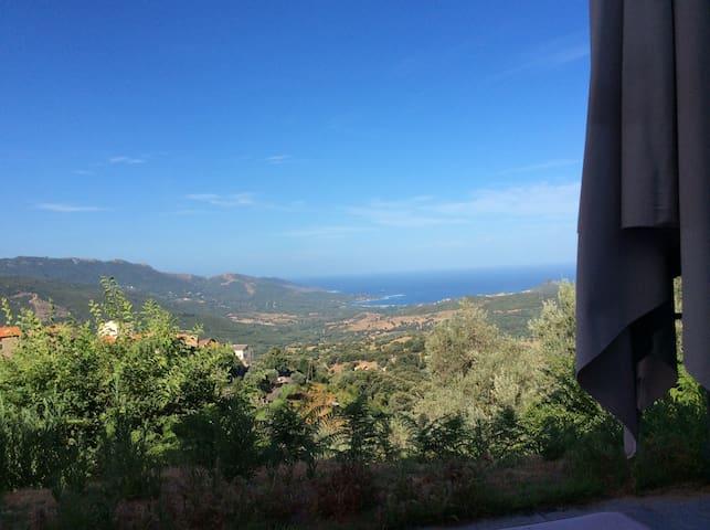 Entre mer et montagne - Sari-d'Orcino - Hus