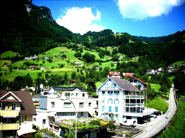 Rooms for rent at Gersau, Schwyz - Gersau - Leilighet