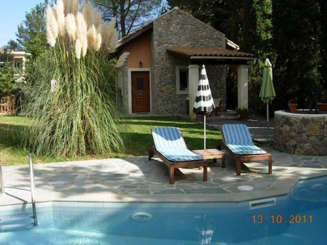 Petrino Cottage  - Dassia - Villa