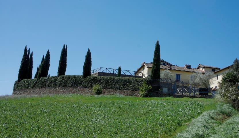 il meglio delle colline senesi. - Monteroni D'arbia - Bed & Breakfast
