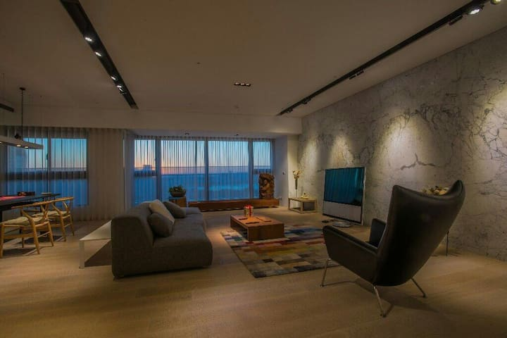 Luxurious and Modern Apartment - Kaohsiung City - Lakás
