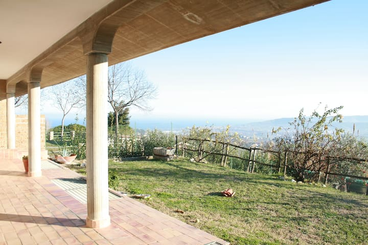 RELAX IN ABRUZZO- LOVELY HOUSE - Santa Caterina
