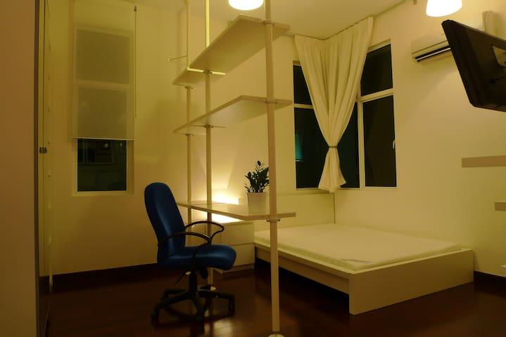 Chic & Cosy Studio @ Olives Residence, Subang Jaya - Subang Jaya - (ไม่ทราบ)