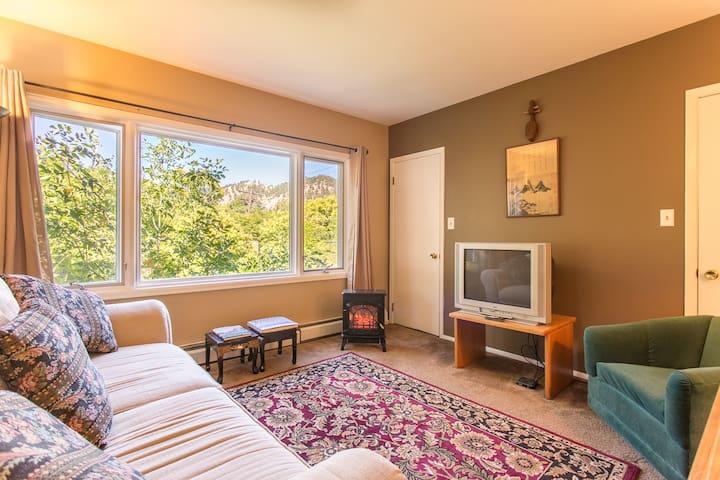 Very Best location in Boulder!  - Boulder - Appartement