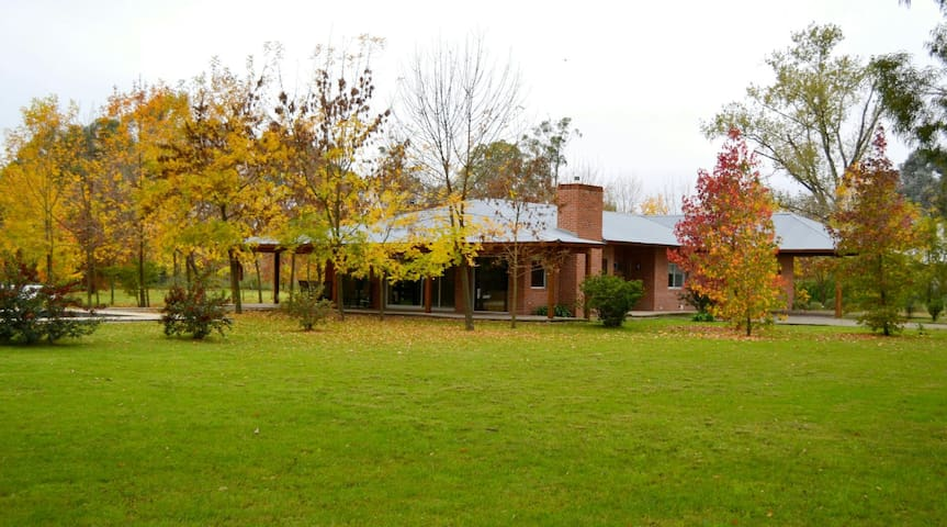 Casa de Campo en City Bell -La Plata - City Bell - Hus