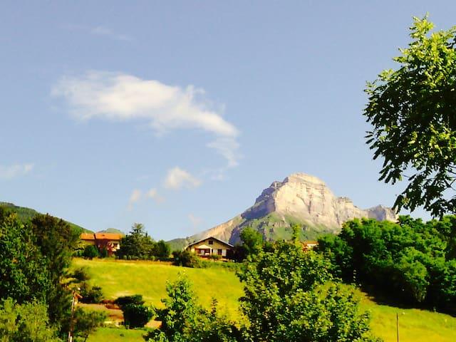 Ambiance cosy vallée du Gresivaudan - Saint-Nazaire-les-Eymes - Appartement