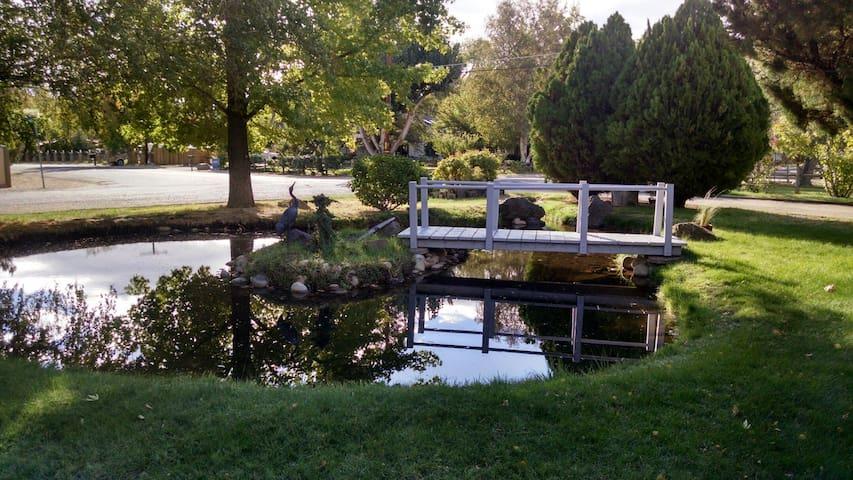 Peaceful w/ Mountain Views & Ponds - Bishop