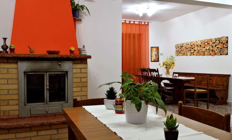 Matilde's house - Paliano - Daire