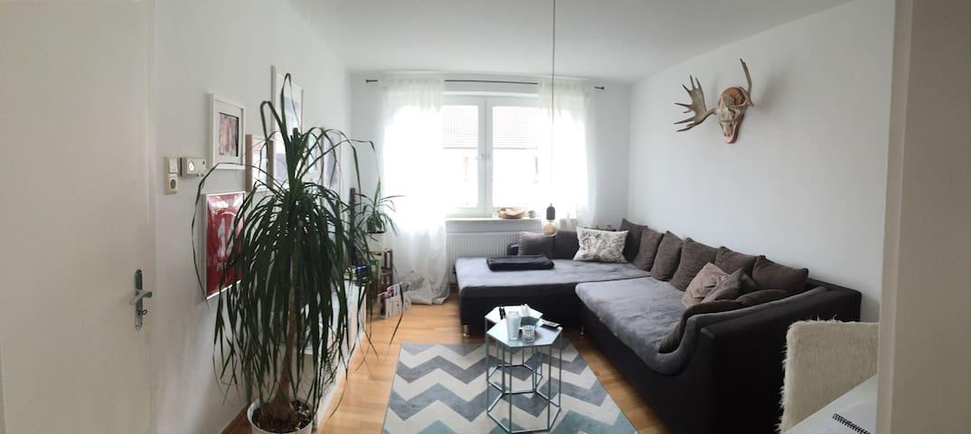 Very central flat, swedish nature! - Кассель - Кондоминиум