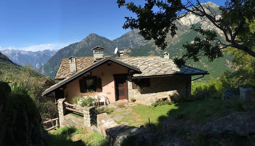 Rascard - Valle di Gressoney - Lillianes