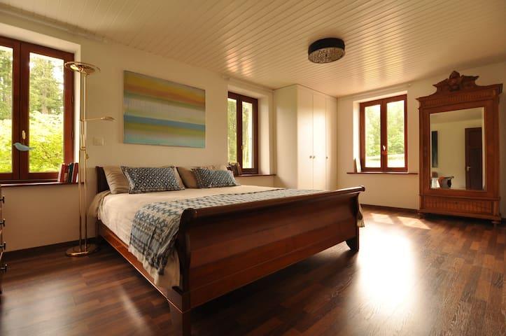 Beautiful Spacious Home near Lausanne - Savigny - Huis
