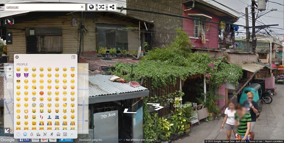 7th Avenue Heritage House - Caloocan - Huis