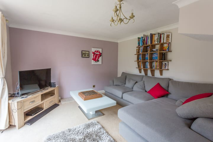 Single room in lovely house - Sheffield - Dom