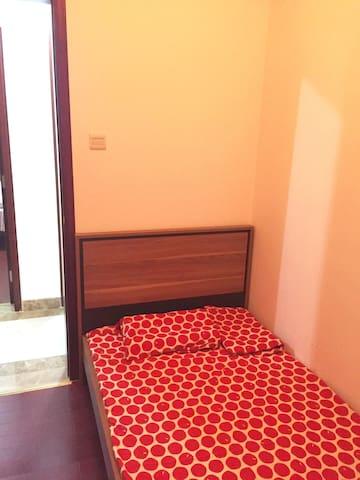 市中心石牌桥地铁站 太古汇斜对面 独立单人床房 - Guangzhou