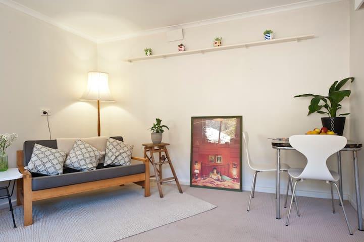 Freya's Cubby - Dynnyrne - Apartamento