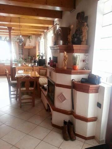 Tante's perle house Balaton - Balatonlelle - Maison