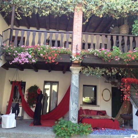 casa Patrocca - Valbrona - Appartement
