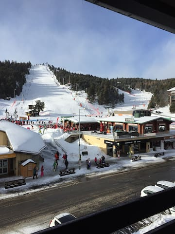 Appt T2 au pied des pistes de ski Pyrénées 2000 - Bolquère - Daire