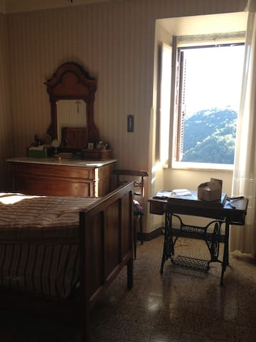Old-fashioned in the countryside - Poggio Moiano - Appartement