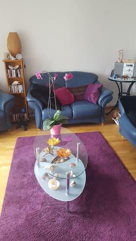 Ferienwohnung mit direktem Seeblick - Gersau - Apartamento