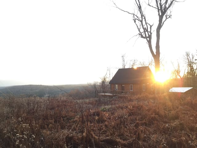 Breathtaking Cabin in VT (Specials) - Woodford - Kabin