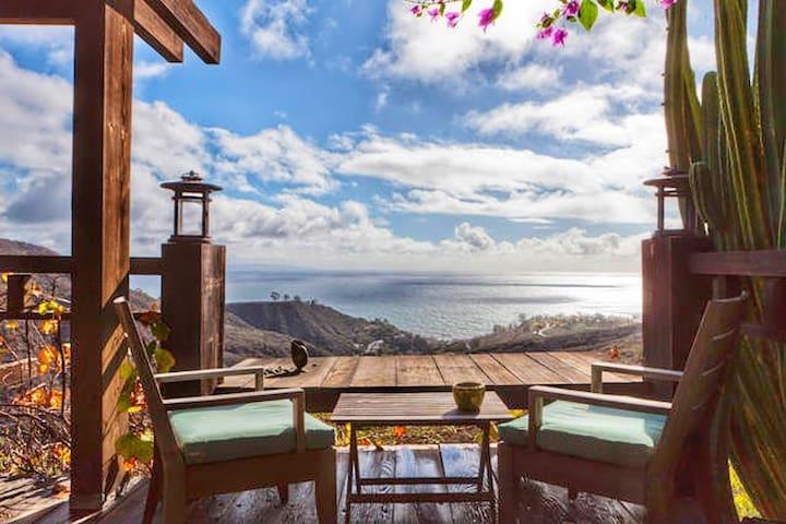Ocean View Malibu Hideaway - 馬里布