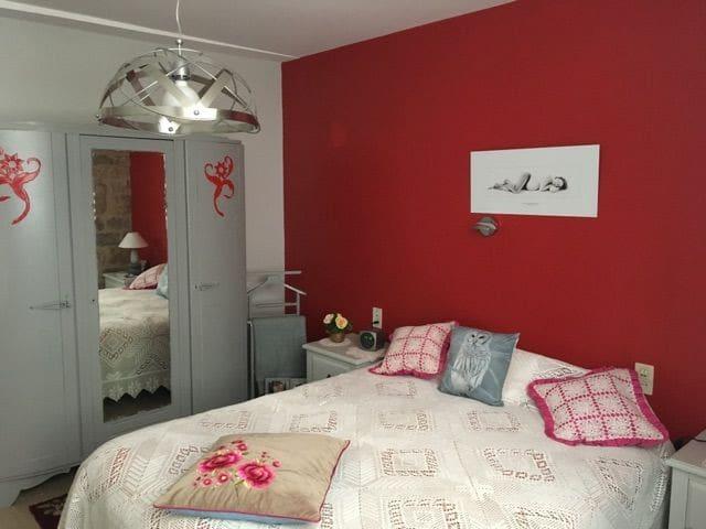 Beau T2 dans la vieille ville - Villefranche-de-Rouergue - Appartement