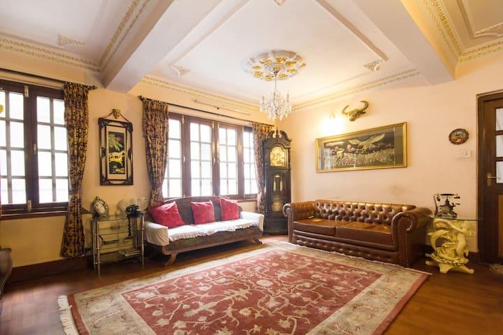 Healthy Home - Katmandú - Casa