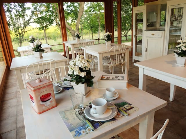 Il Refolo Country House - TEANO - Bed & Breakfast