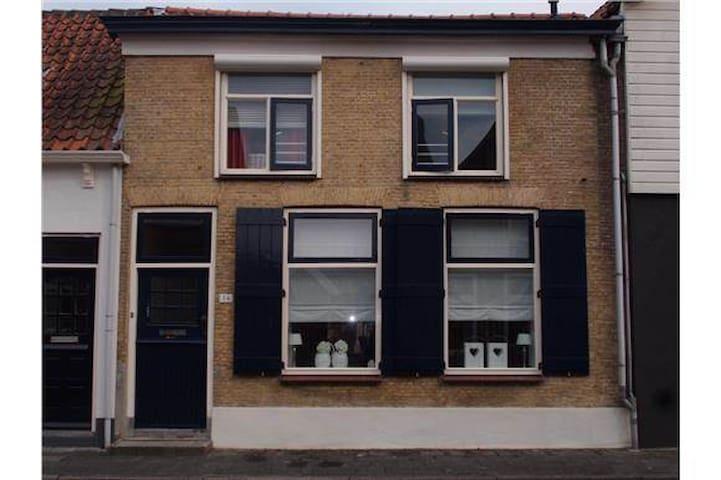 karakteristieke woning oude tonge - Oude-Tonge - Casa