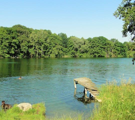 Willkommen in Zachow in Mecklenburg - Groß Nemerow - Huoneisto