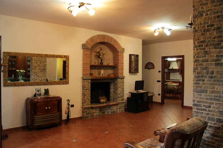 Beautiful Mansion - Giffoni Sei Casali - Villa