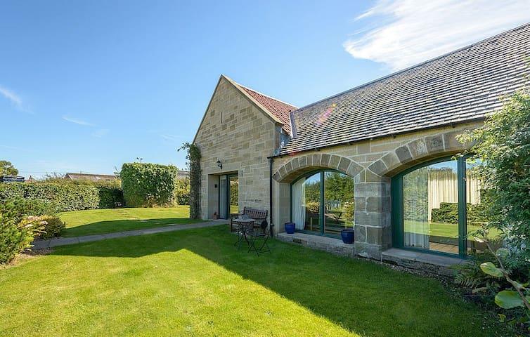 Beautiful 4 Bedroom House on Scotland's Golf Coast - East Lothian - Hus
