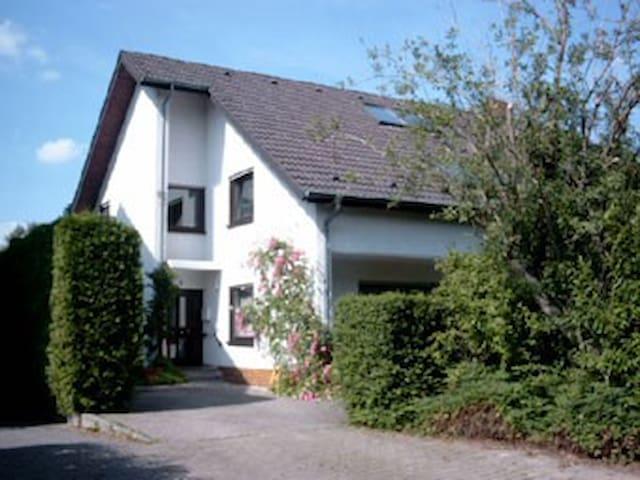 Ferienwohnung westlich von Heidelberg - Eppelheim - Appartamento