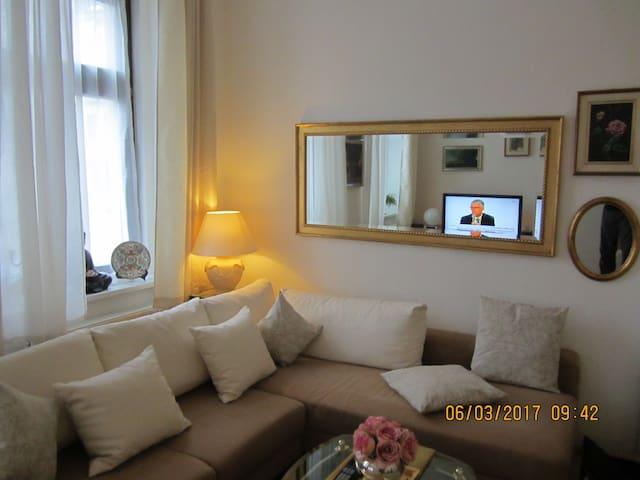 Wunderschöne 3 Zimmerwohnung / Suite in Toplage. - Görlitz - Daire