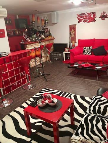 Alquilo Habitación por día 35€ - Arroyomolinos - Huis
