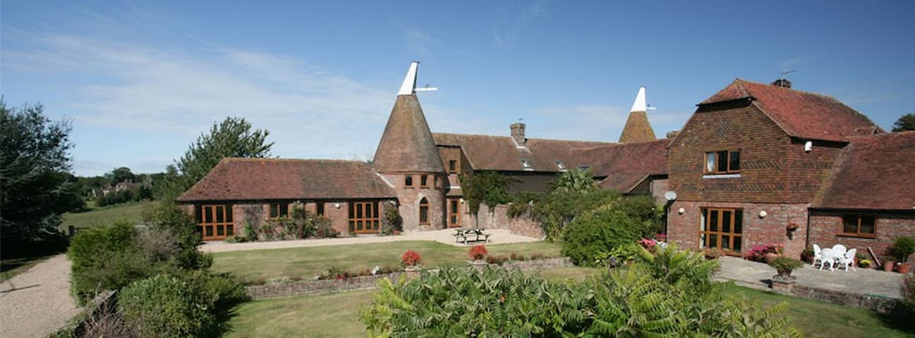 Oast House near Battle - Battle - Casa