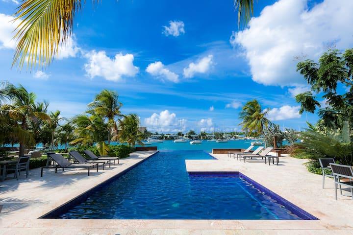 Jus' Beachy! New Luxury 1 BRM Apt W/Sleeper Sofa - Montego Bay