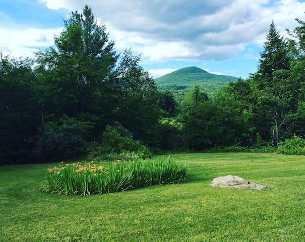Farmhouse with Mountain Views - Willow