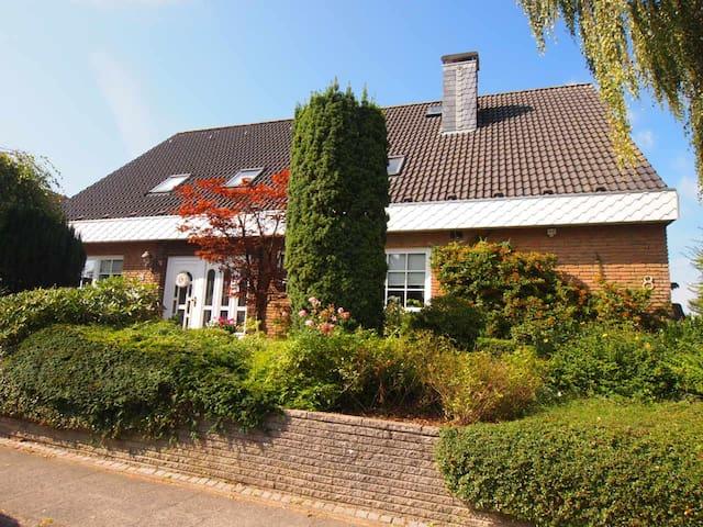 Schönes Zimmer in unmittelbarer Fördernähe - Flensburg - Hus
