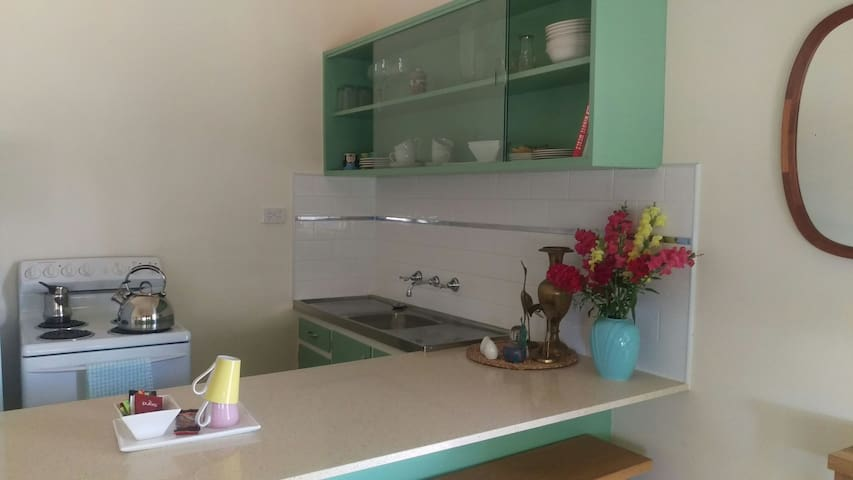 Cute & cosy accomm in excellent location - Wagga Wagga - Talo