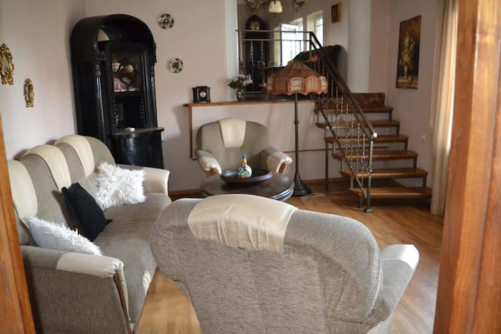 Updated  Tulpan apartment in the downtown - Tbilisi