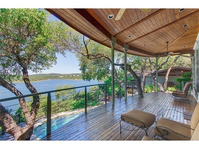 Lake Travis Lake Front Tree House - Leander - Talo