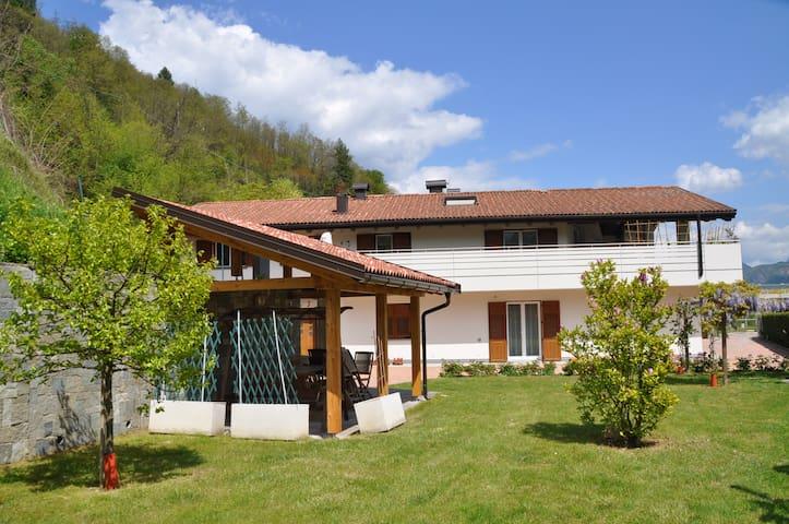VERDE - Caldonazzo - Lägenhet