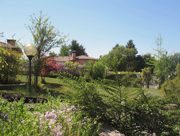 Villa immersa nel verde - Spilimbergo - Gästsvit