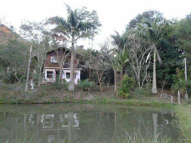 Beautiful farm house - São José do Barreiro - Departamento